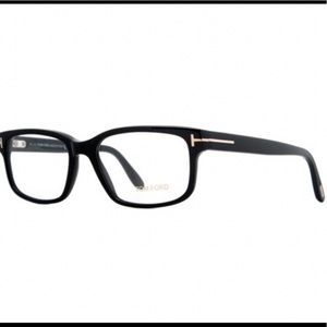 Tom Ford glasses - Rectangular Eyeglasses Frame